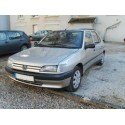 Feux avant Angel Eyes pour Peugeot 306 Phase 1